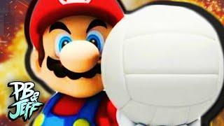 PATHETIC SHOT! - Mario Sports Mix (Part 1)