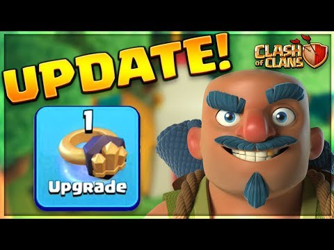 SNEAK PEEKS are BACK! Clash of Clans UPDATE Information - The TRADER!
