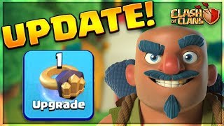 SNEAK PEEKS are BACK Clash of Clans UPDATE Information - The TRADER