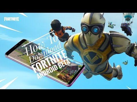 How To Download Fortnite Android Beta