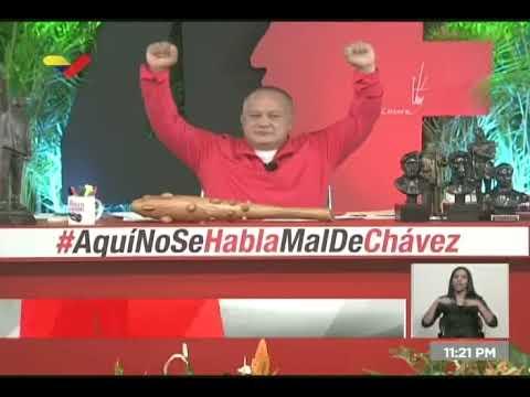 Diosdado Cabello: Metro de Caracas, Valencia, Maracaibo y Ferrocarril funcionarán este jueves
