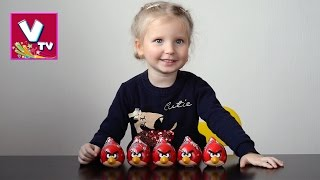 Енгрі Бердс Іграшки з Цукерками Angry Birds