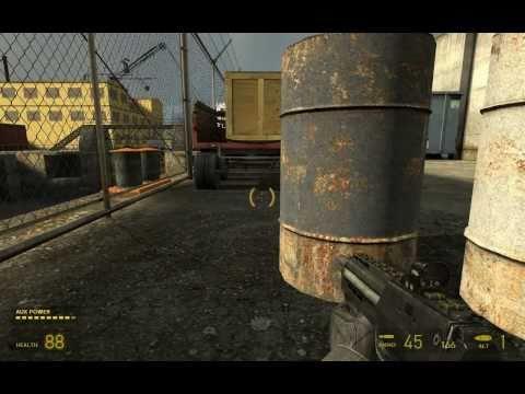 Прохождение игры Half Life 2 Episode Two