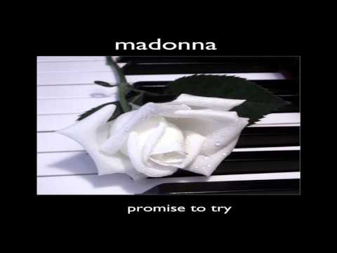 Madonna Promise To Try (Album Instrumental)