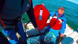 LOBSTER RAFT water testing 4 21 and 22 2018