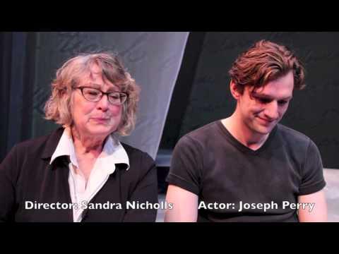 Studio Theatre presents: Blavatsky's Tower - Interviews, 2014