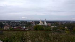 Невьянск. Вид с метеогорки (4К).