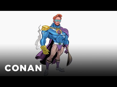 Conan Gets Animated - CONAN on TBS