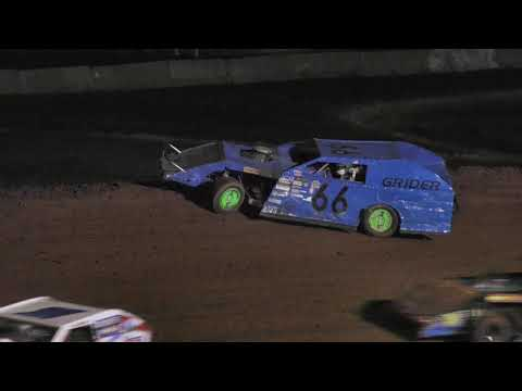 8 30 19 Modified Feature Bloomington Speedway