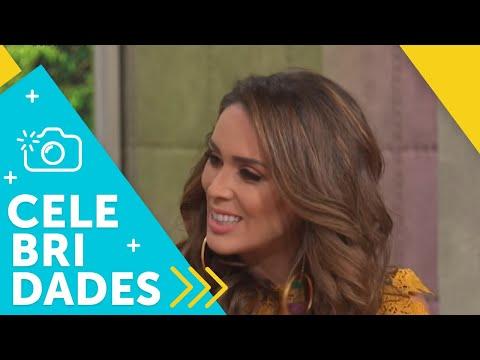 ¡Jacky Bracamontes confirmó que está embarazada! | Un Nuevo Día | Telemundo