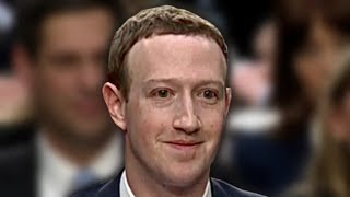 Mark Zuckerberg answers an important question during his testimony