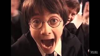 Funny and Cute bloopers of Harry Potter movies Part-1 | BEHIND THE SCENES |