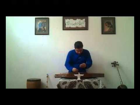 The song of sea(Darya) made by Ardavan Kamkar  musician: Saman Mahmoudi jam