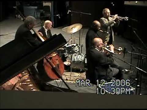 Clark Terry Jazz Fest - 2006 Rufus Reid And James Moody With Clark Terry