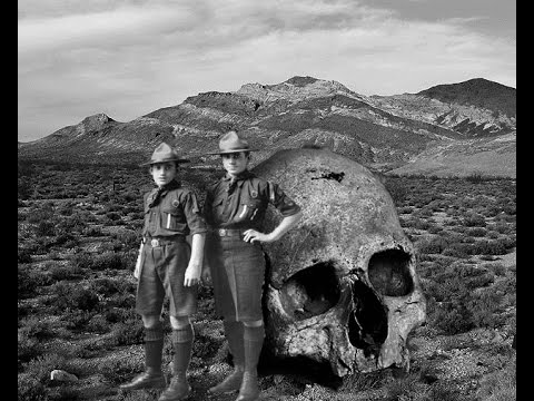 American Indian Legends of Nephilim Red Hair Giants Humans ( Ancient Giant Skeletons )
