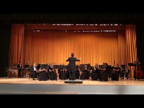 Cabrillo Middle School Wind Ensemble, America the Beautiful