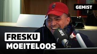 Fresku emotioneel bij nieuwe track 'Moeiteloos' | Live bij Barend