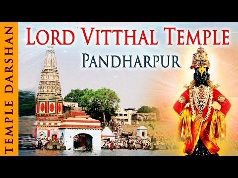 Pandharpur Darshan   Lord Vitthal Rukmani Temple   Pandharpur Wari