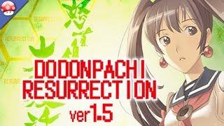 DoDonPachi Resurrection Gameplay (Steam PC Game)