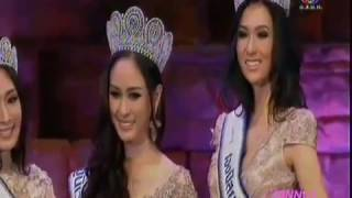 Miss Universe- Thailand 2014 - Crowning Moment - Weluree Ditsayabut