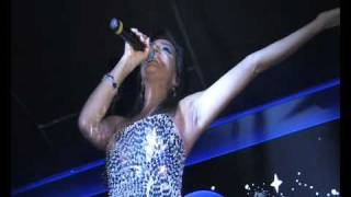 Nadia Ali - Is It Love - Live @ Spacer Club - Sofia