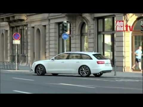 Neu 2011: Audi A6 (C7) Avant   -   Test Video ........................Oeni