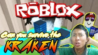 SURVIVAL DI ROBLOX PALING GOKIL!!! | Roblox Indonesia | Can You Survive The Kraken