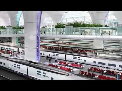 New Delhi New Railway Station This is not Singapore | Future Interesting | A2Z Media