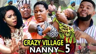 CRAZY VILLAGE NANNY SEASON 5 - (New Hit Movie) - Mercy Johnson 2019 Latest Nigerian Nollywood Movie