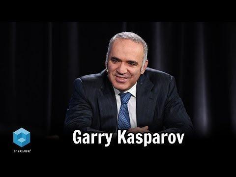Garry Kasparov    Machine Learning Everywhere 2018