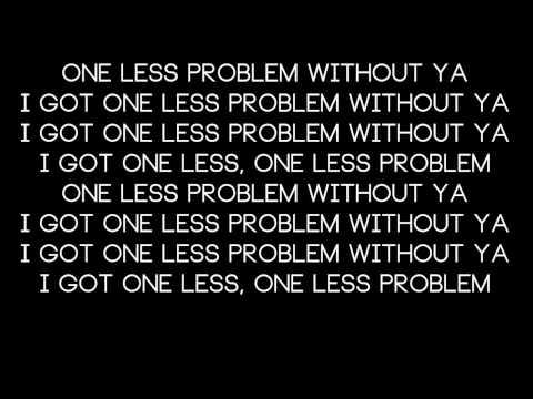 Ariana Grande Ft. Iggy Azalea-One Less Problem Lyrics