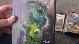 My Disney DVD Collection: 2020 Edition (Part 2: Pixar Titles)