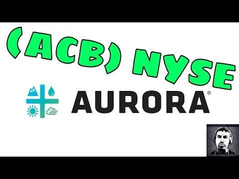 🌿Aurora (ACB) First Day On NYSE | Stay Calm My Friends 🌿
