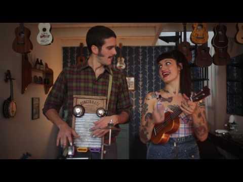 Mel Muñiz & Lucho Pellegrini - Rhythm is My Business
