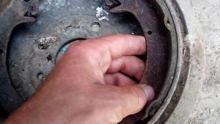Не держит ручник ВАЗ 2108-09
