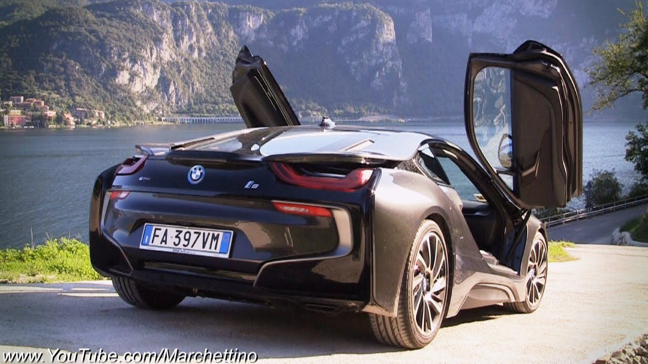 A Day With The Bmw I8 Test Drive Review