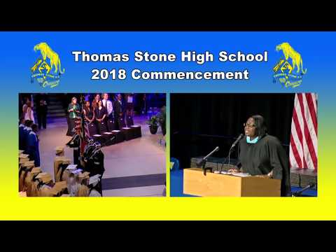 Thomas Stone High School Class of 2018 Commencement