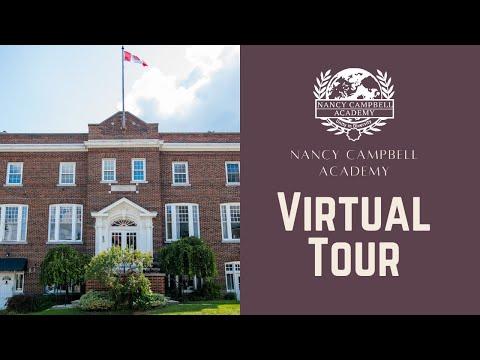 Nancy Campbell Academy Virtual Tour
