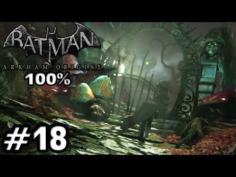 Lets Play Batman Arkham Origins Schwer