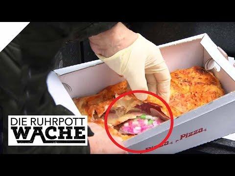 Mysteriöser Lieferservice: Pizza Spezial mit extra Inhalt | Bora Aksu | Die Ruhrpottwache | SAT.1 TV