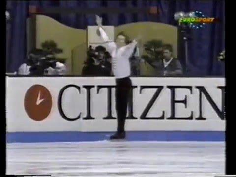 Igor Pashkevich RUS - 1994 World Championships SP