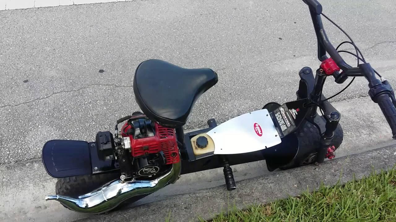 Cobra rock scooter gsr40 engine