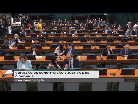 CONSTITUIÇÃO E JUSTIÇA E DE CIDADANIA - Reunião Deliberativa - 20/06/2018 - 10:43