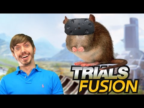 VR: VIRTUAL RAT! (Trials Fusion)