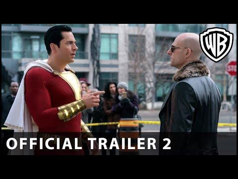 Shazam! – Official Trailer 2 – Warner Bros. UK