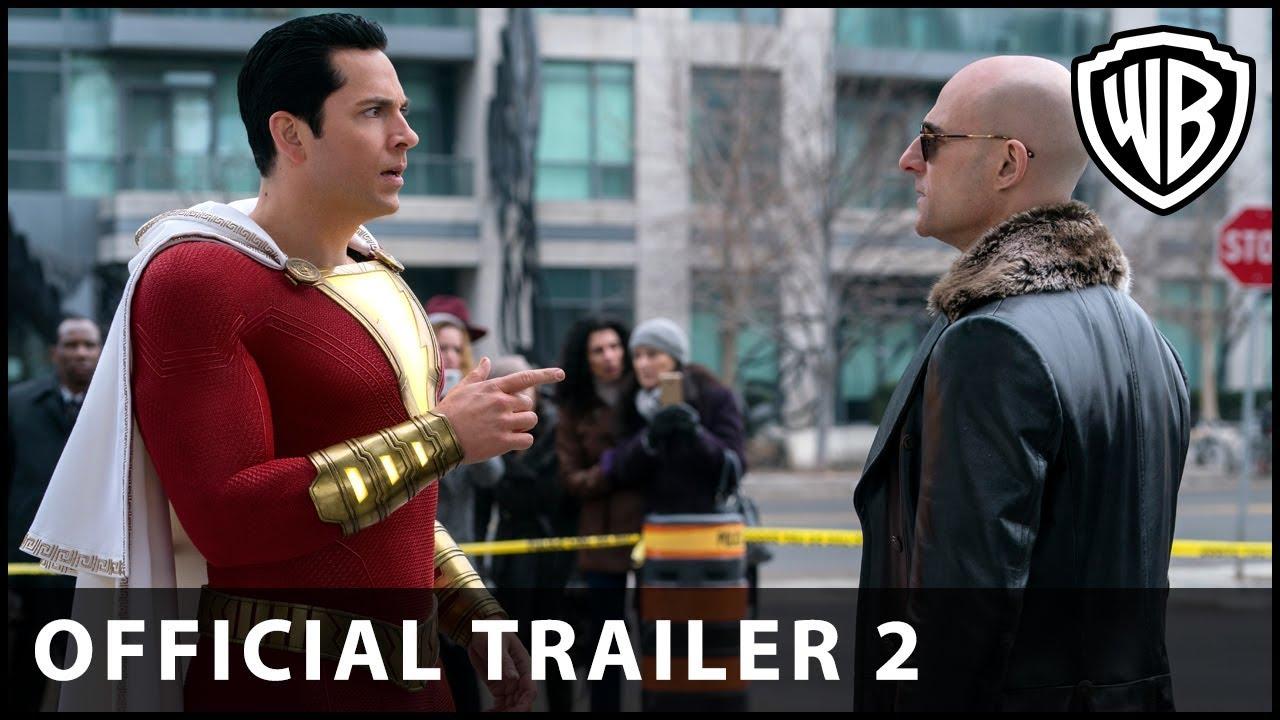 Download Shazam! – Official Trailer 2 – Warner Bros. UK