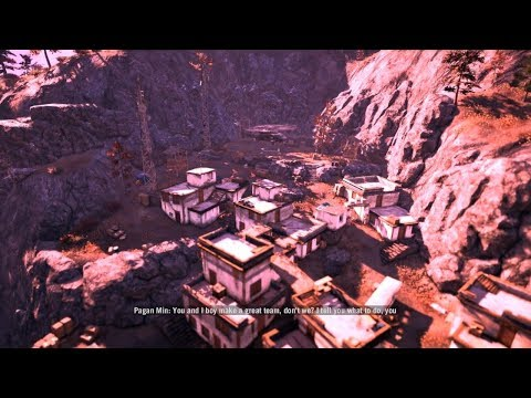 Far Cry 4 DLC 'Escape From Durgesh Prison': get inside Rajgad from buzzer undetected - Master Class