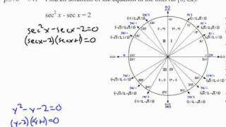 pre calculus chapter 5 p 376 41