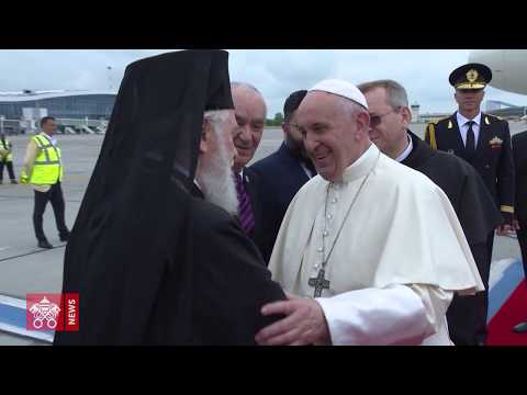 60 seconds to relive Pope Francis' Journey in Romania 02 06 2019
