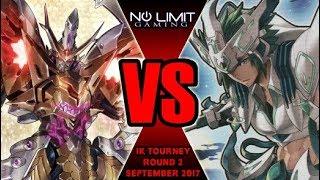 Demiurge Vs Altmile Brave - Cardfight Vanguard NLG 1K Round 2 September 2017